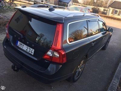 begagnad Volvo V70 II Summum 2,5T, Drag -09