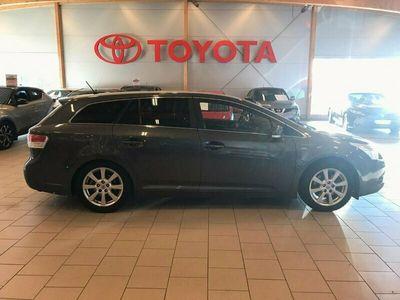 begagnad Toyota Avensis Kombi 2.2 D-4D Aut Premium/Drag.GPS.Panoramatak mm