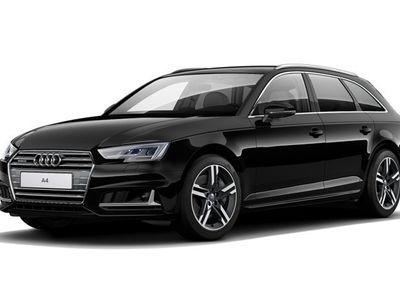 brugt Audi A4 AVANT 2.0 190hk TDI Quattro Sport S tronic