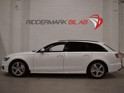 begagnad Audi A6 Avant 3.0TDI Quattro Eu6 218hk|HONEYCOMB|SPORTEDITION