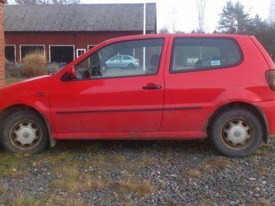 gebraucht VW Polo 1,4 3-dörrars -98