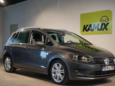 begagnad VW Golf Sportsvan 2.0 TDI GT | Navi |