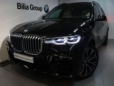 begagnad BMW X7 40i xDrive M-Sport Executive Drive Pro Individual Drag