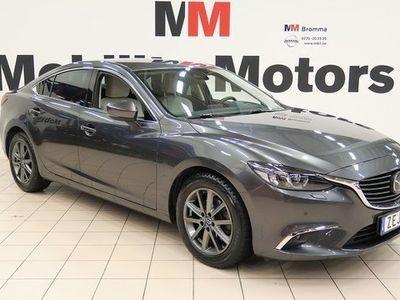begagnad Mazda 6 Sedan 2.5 SKYACTIV-G Automat Euro 192hk