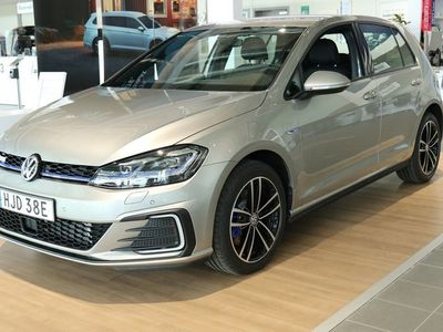 begagnad VW Golf GTE 1.4