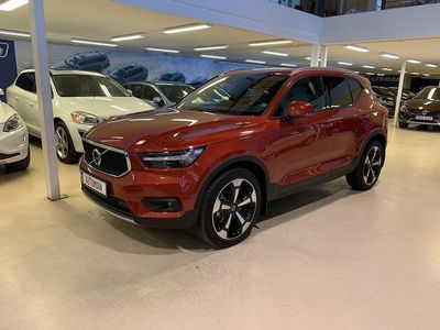 begagnad Volvo XC40 T5 AWD Momentum // Nypris ca. 530.000:- //