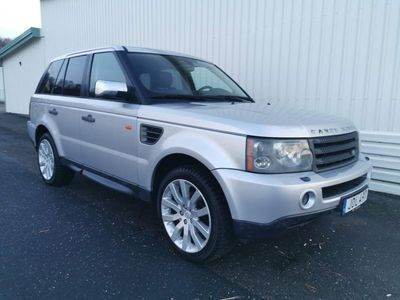 begagnad Land Rover Range Rover Sport 2.7 TDV6 4WD