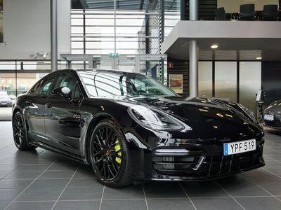 begagnad Porsche Panamera 4 E-Hybrid