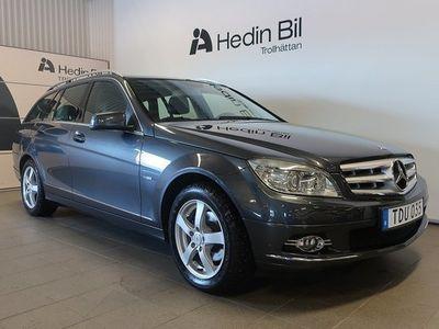 begagnad Mercedes 180 Benz C CGI BlueEFFICIENCY Drag V-hjul 2011, Personbil 114 900 kr