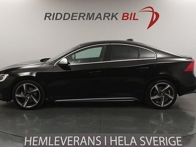 begagnad Volvo S60 D4 AWD (190hk) Momentum, R-Design