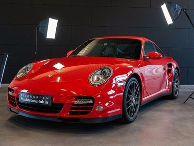 begagnad Porsche 997 Turbo Generation 2 PDK