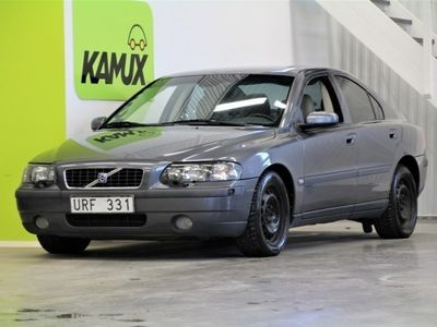 begagnad Volvo S60 2,5T AWD Automat