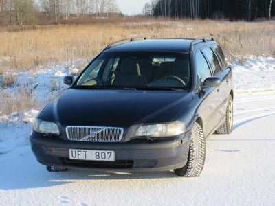 begagnad Volvo V70 2.5T 2004