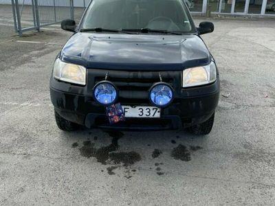 begagnad Land Rover Freelander LN