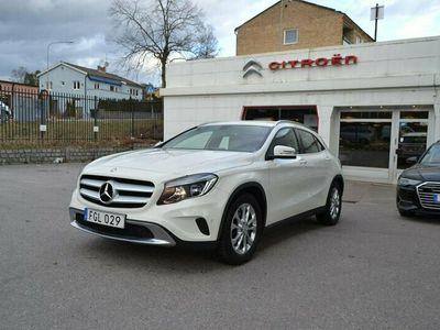 begagnad Mercedes GLA200 CDI 7G-DCT Euro 6 136hk