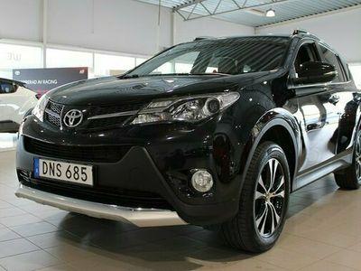 begagnad Toyota RAV4 2.2 D-4D D-CAT AUT EDITION FEEL
