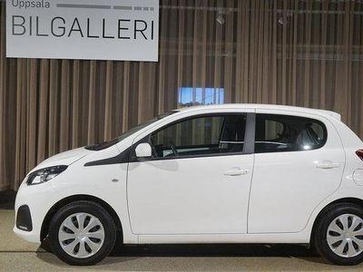 begagnad Peugeot 108 Active Nyservad & V-hjul dubb!