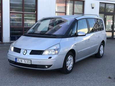 brugt Renault Grand Espace 2.0 TCe Expression 7-sits 170hk