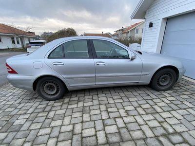 begagnad Mercedes C240 4MATIC