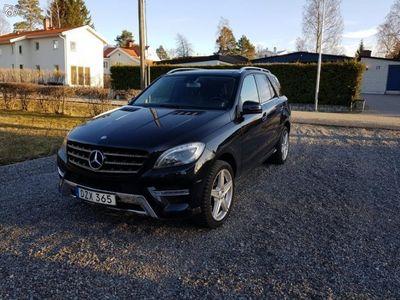 brugt Mercedes ML350
