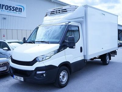begagnad Iveco Daily Chassis Kyl / Frys Bakgavellyft Webasto PDC BT