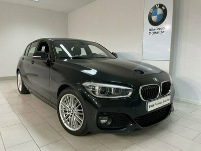 begagnad BMW 118 i M -Sport PDC bak Farthållare 2018, Halvkombi Pris 181 800 kr