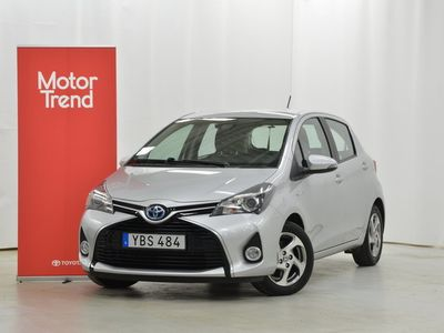 begagnad Toyota Yaris Hybrid 1,5 ACTIVE KVALITETSGARANTI