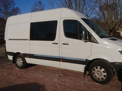 begagnad Mercedes Sprinter 316 BlueTEC Panel Van