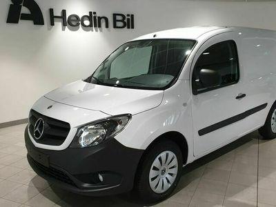 begagnad Mercedes Citan 109 - BenzCDI LÅNG FIGHTER