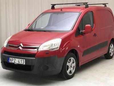 begagnad Citroën Berlingo Van III 1.6 HDi Skåp (90hk)