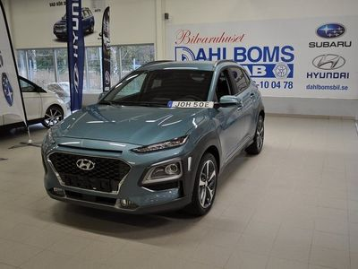 begagnad Hyundai Kona 1.6 T-GDi DCT 4WD Premium