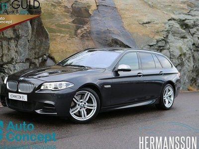 begagnad BMW M550 D xDrive MAXutrustad Se spec 1Ägare