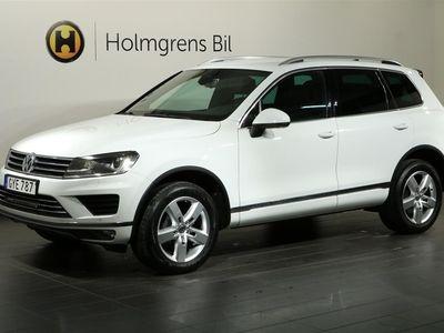 begagnad VW Touareg 2015, SUV 289 900 kr