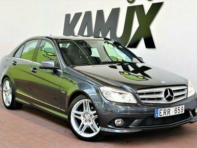 begagnad Mercedes C220 CDI | AMG | Panorama | S&V hjul | ERR659 till salu