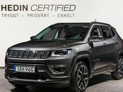 begagnad Jeep Compass LIMITED PHEV 1,3 T4 190HP MY20