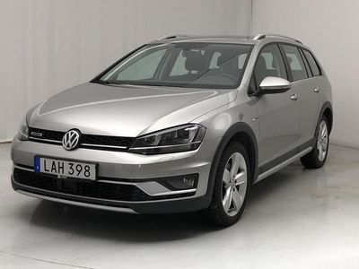 begagnad VW Golf Alltrack 1.8 TSI Sportscombi 4Motion