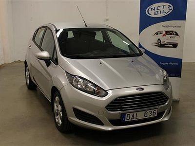 begagnad Ford Fiesta 1.25 Titanium 5dr (82hk)