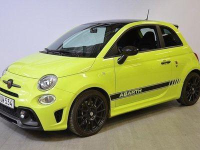 begagnad Abarth 595 Competizione 180 hk