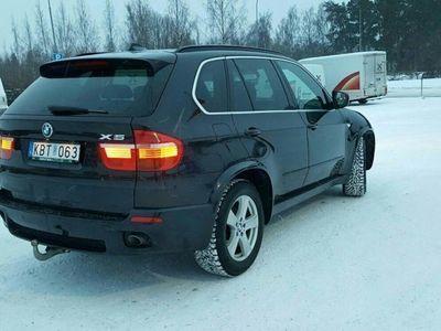 begagnad BMW X5 3.5d x-drive m sprt ev byte -10