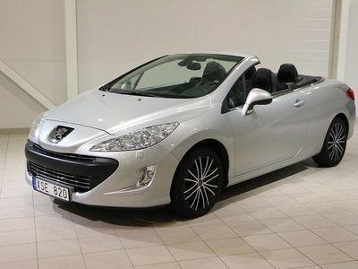begagnad Peugeot 308 CC 1.6 Turbo 2011, Halvkombi 109 900 kr