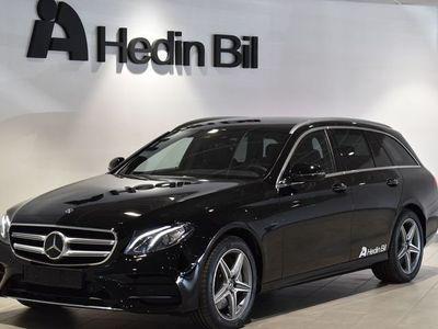 begagnad Mercedes E300 // AMG-LIne // Demobil