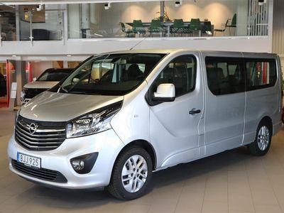 begagnad Opel Vivaro Kombi 1.6 Cdt