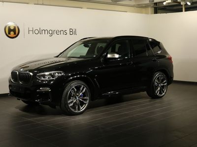 gebraucht BMW X3 xDrive40i M sport V-hjul -18