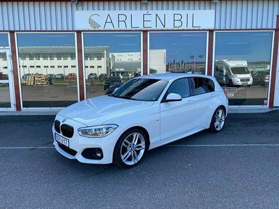 begagnad BMW 125 i 5-door Steptronic M-Sport Euro 6 218hk 2300kr/mån