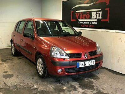 begagnad Renault Clio R.S. 5-dörra Halvkombi 1.2 Authentique 75hk