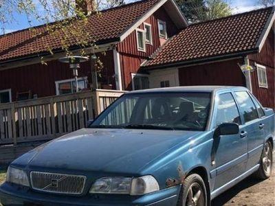 begagnad Volvo S70 GLE 170hp