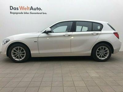 begagnad BMW 118 d Sport 143hk Automat