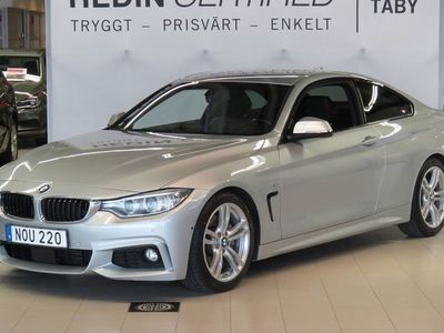 begagnad BMW 435 4 i xDrive Coupé M Sport