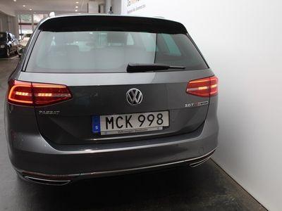 begagnad VW Passat Sportscombi SC TDI190 DSG6 4M GT / R-Line / Drag / P-Värmare