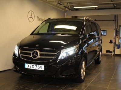 begagnad Mercedes V250 d Avantgarde / 8-sits / E